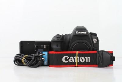 95新二手Canon佳能 6D 单机 高端单反相机 001290京