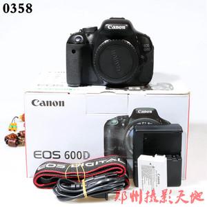 佳能 600D 单反相机 0358