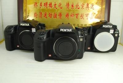 宾得 K20D 数码单反相机 1460万像素 机身防抖 入门