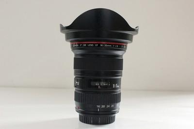 94新二手Canon佳能 16-35/2.8 L II USM二代镜头 087189成