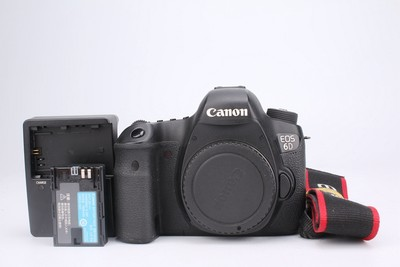 92新二手Canon佳能 6D 单机 高端单反相机 000593武