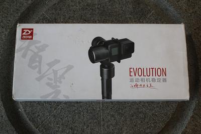 90新二手ZHIYUN智云 EVOLUTION手持稳定器全配件 EV5299武