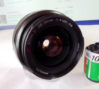 日本索尼a350数码单机身+美能达原厂28-80变焦=880元不要镜头-200