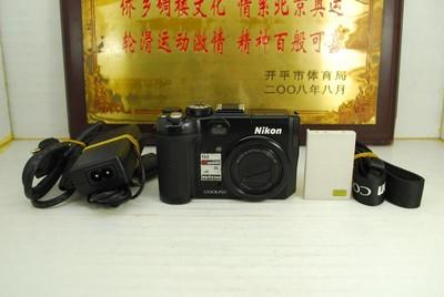 97新 尼康 COOLPIX P6000 卡片机 便携数码相机 1350万像素
