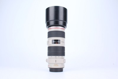95新二手 Canon佳能 70-200/4 L IS USM小小白 310927津