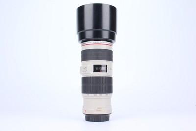 94新二手 Canon佳能 70-200/4 L IS USM小小白 329628京