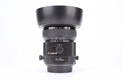 95新二手Canon佳能 45/2.8 TS-E 移轴镜头 14303津