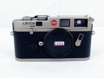 徕卡Leica M6钛版小盘