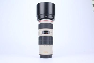 95新二手 Canon佳能 70-200/4 L IS USM小小白 572348津