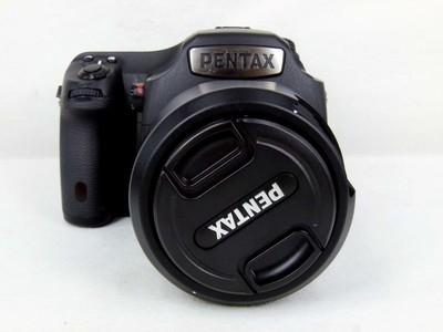 华瑞摄影器材-包装齐全的宾得 645Z带55/2.8套机