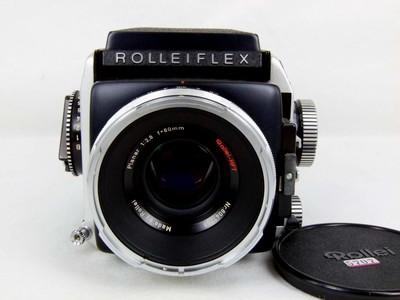 禄来Rolleiflex SL66套机