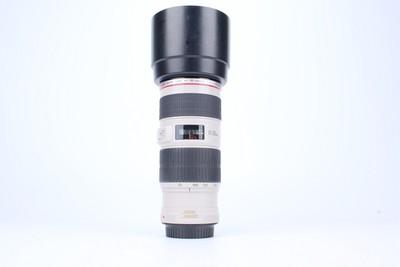 95新二手 Canon佳能 70-200/4 L IS USM小小白 292180京