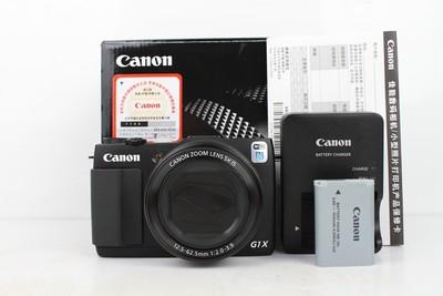 97新二手Canon/佳能 PowerShot G1X Mark II 佳能G1X2代 001205京