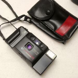 Minolta/美能达 AF-E 135胶片机定焦35mm F3.5胶卷胶片相机比肩U1