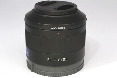 索尼 Sonnar T* FE 35/2.8 ZA(SEL35F28Z)(NO:8517)*