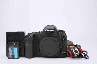 93新二手Canon佳能 5D2 单机 无敌兔 高端相机 710563津