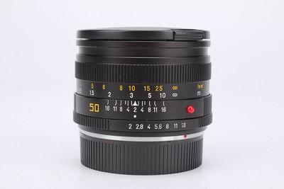 95新二手徕卡/Leica Summicron-R 50/2 R口 441766京