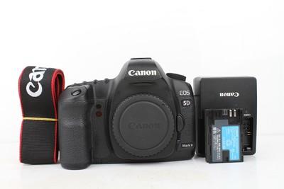 93新二手Canon佳能 5D2 单机 无敌兔 高端相机 501676京