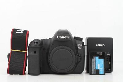 95新二手Canon佳能 6D 单机 高端单反相机 003063京