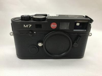 徕卡 Leica M7 0.58 胶片旁轴黑色相机