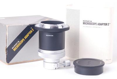 柯尼卡Microscope adaapter 2 AR口显微镜微距接环带包装jp20175