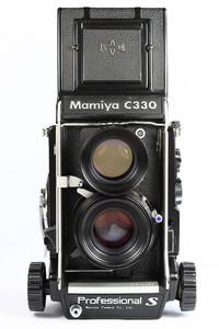 玛米亚 MAMIYA C330S+ 80/2.8 S 蓝点镜头 日产120双反相机
