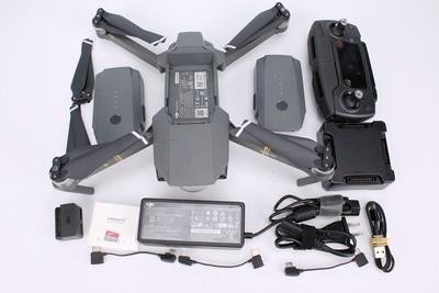 95新二手 DJI MAVIC Pro 大疆 御pro全能套装带保险care 229KXB津