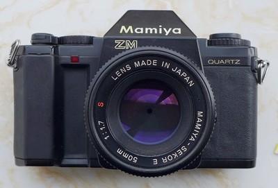 玛米亚zm135胶片相机