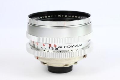 德产DKL口 施耐德 Schneider Xenon 50/1.9 镜头 0.6米版