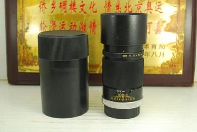 PK口 泽尼特 ЮПNTEP-37AM 135mm F3.5 MC 手动镜头 定焦