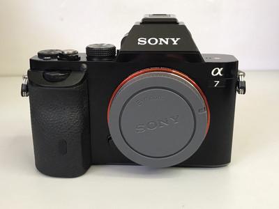 索尼微单 ILCE-7 索尼全画幅数码相机 A7 机身 底价出售