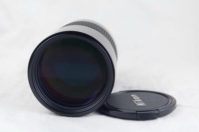 尼康AIS 180 F2.8 ED 镜头 近全新好成色