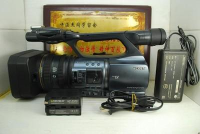 Sony/索尼 DCR-VX2200E 专业摄像机 mini DV 磁带卡带录像机