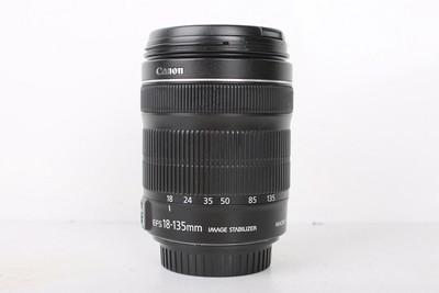 94新二手 Canon佳能 18-135/3.5-5.6 IS STM变焦镜头 015895京