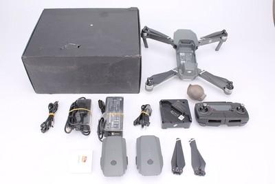 95新二手 DJI大疆 御 航拍飞行器全能套装带保险care 229NHA津