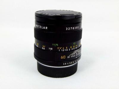 徕卡Leica Macro-Elmarit-R 60/2.8