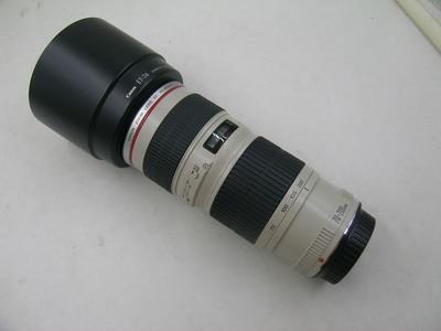 出售 99新 佳能 EF 70-200mm f/4L USM (小小白) 请看图片