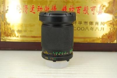 97新 MD口 威达 28-105 F3.5-4.5 Macro 手动单反镜头 挂机