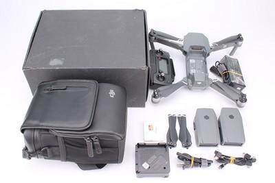 95新二手 DJI大疆 御 航拍飞行器全能套装带保险care 123PJ9津
