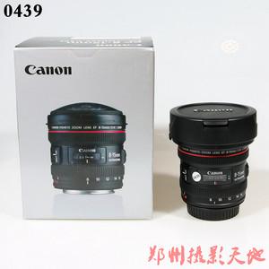 佳能 EF 8-15mm f/4L USM 鱼眼 单反镜头 0439