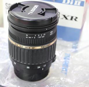 腾龙 SP AF17-50mm F/2.8 (A16)宾得卡口