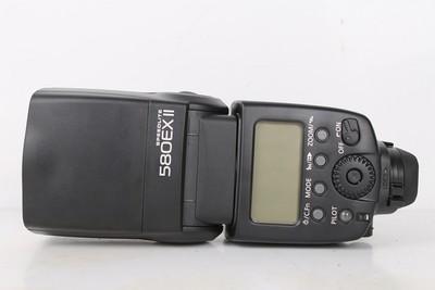 97新二手Canon佳能 580EX II 闪光灯 适用于5D25D3 881142京