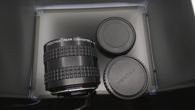PENTAX宾得645 2X增距镜增倍镜
