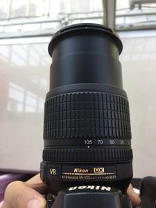 98新 尼康 Nikon 18-105/3.5-5.6 G VR 防抖镜头(975288深)