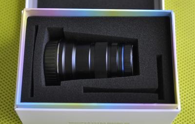 老蛙25mm全画幅微距镜头