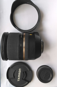 腾龙 SP 24-70mm f/2.8 Di VC USD(Model A007) (尼康口)