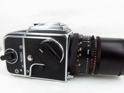 哈苏Hasselblad 500 C/M带 CF 50/4 套机