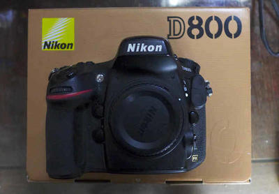 95新尼康 D800E、D800出售一台