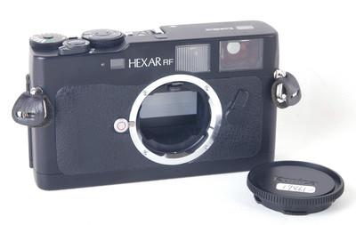 柯尼卡 Hexar RF 黑色机身 徕卡 M口相机 #jp19861