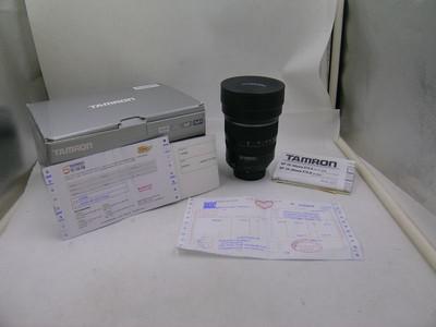 出售 99新 腾龙 SP 15-30mm f/2.8 DI VC USD 包装齐全 请看图片